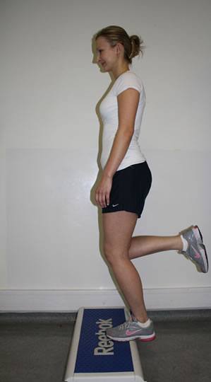 Achilles Tendon Eccentric Exercise 7