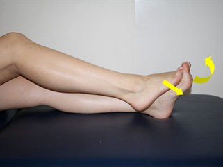 Ankle Sprain Exercise 8