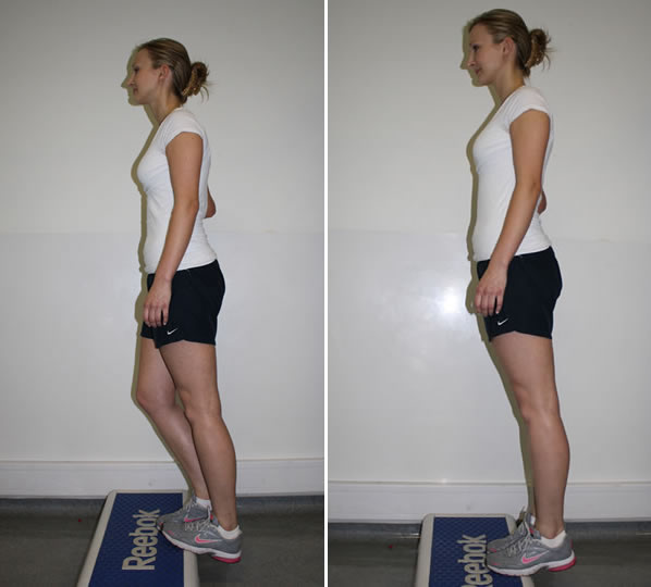 Achilles Tendon Eccentric Exercise 4 5